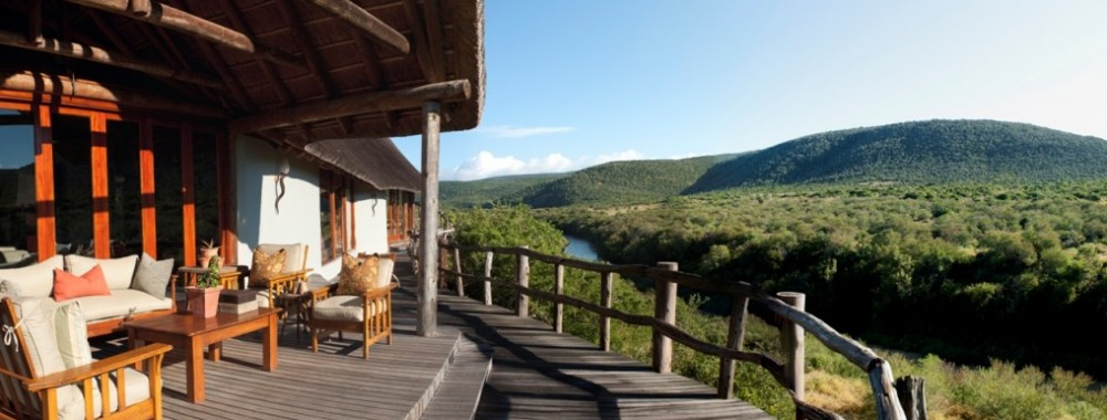 Kwandwe Great Fish River Lodge- luxe lodge